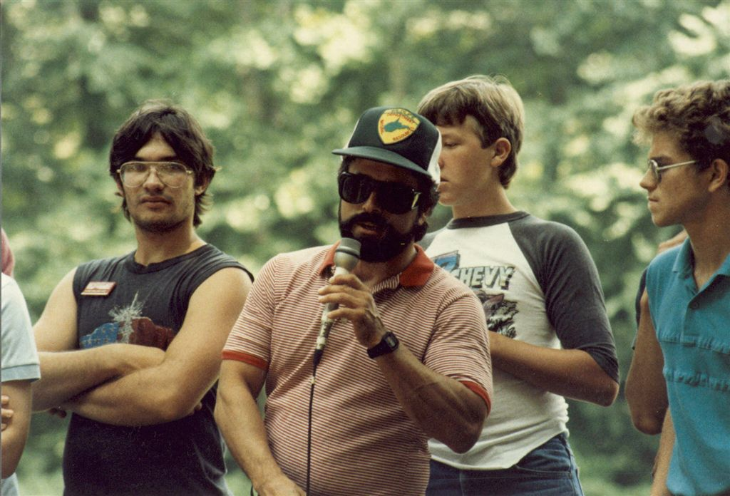 Conservation Camp 1980s