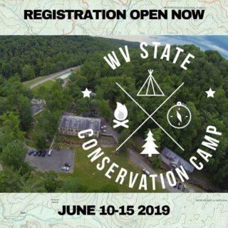 Details at our website! wvconservationcamp.com